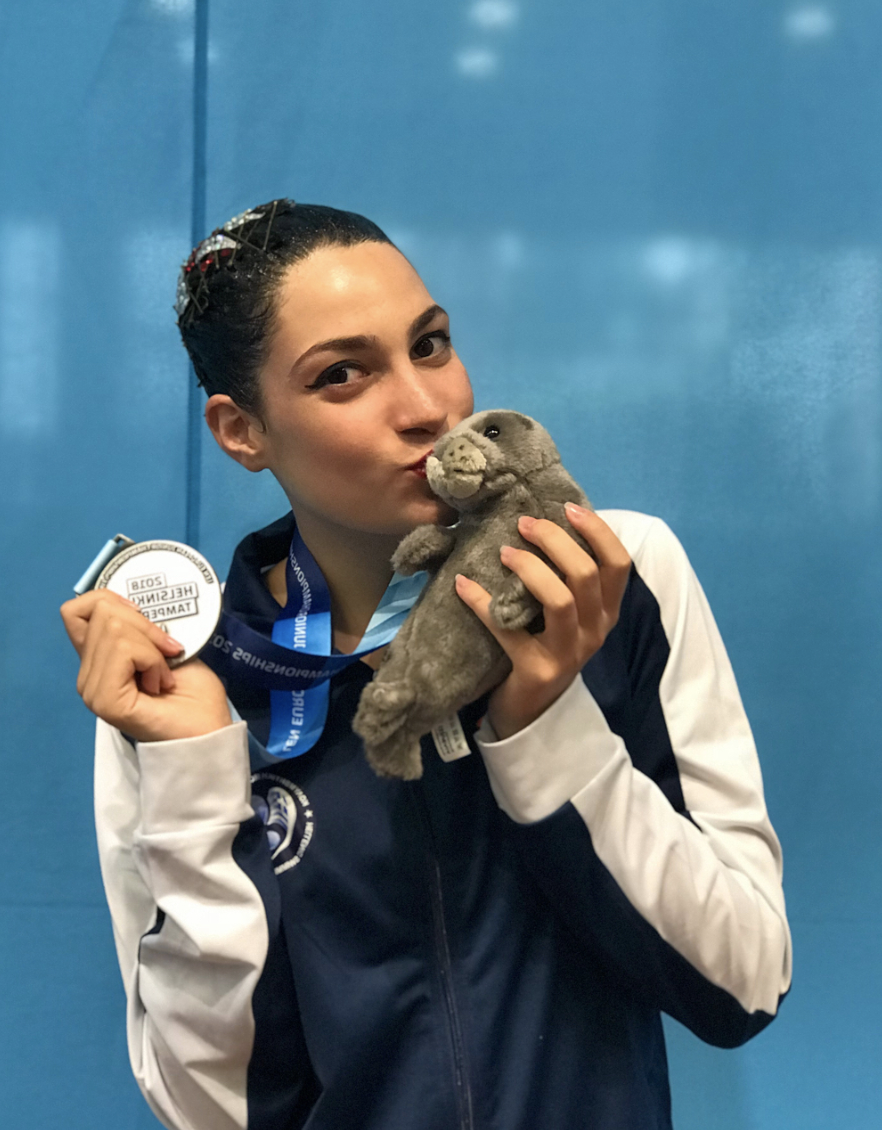 2019 Olga Kourgiantaki