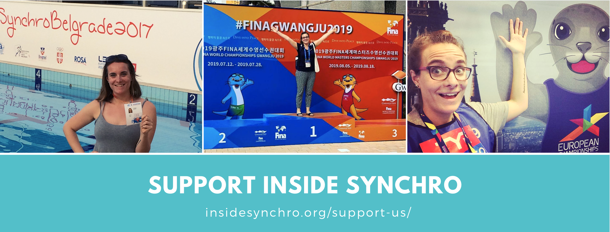 Support Inside Synchro Banner