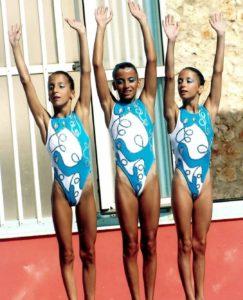 Alexandri triplets as children in Greece